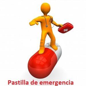 Pastilla de emergencia