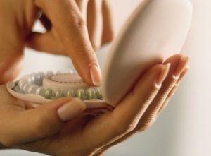 Pastillas anticonceptivas en blister